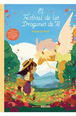 El Festival de los Dragones de Té (Cartoné 144 pp) #