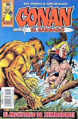 Conan el Bárbaro (1998-2001) (Grapa 24 pp) #28