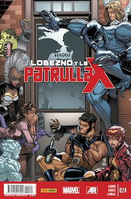 Lobezno y la Patrulla-X / Spiderman y La Patrulla-X (2012-2015) (Grapa.) #24