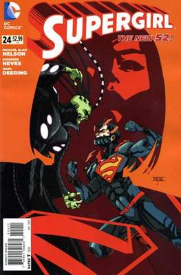 Supergirl Vol. 6 (2011-2015) (Comic Book) #24