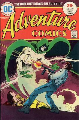 New Comics / New Adventure Comics / Adventure Comics (1935-1983; 2009-2011) (Saddle-Stitched) #439