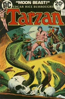 Tarzan (Comic-book) #225