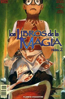 Los Libros de la Magia (Rústica 64 pp) #2