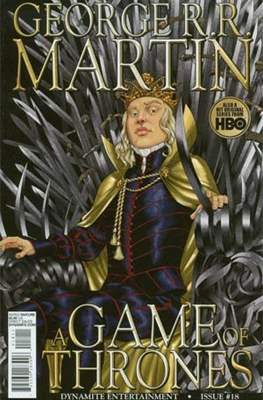 A Game Of Thrones (Comic Book) #18