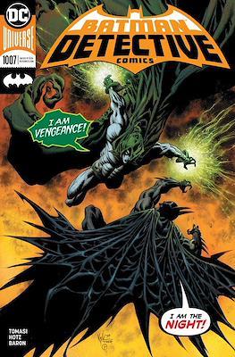 Detective Comics Vol. 1 (1937-2011; 2016-) (Comic Book) #1007
