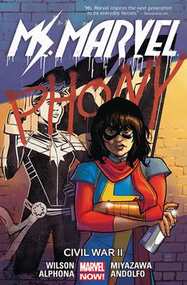 Ms. Marvel (2014-...) (Softcover) #6