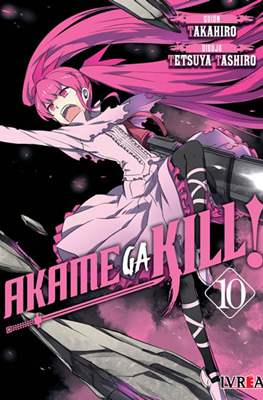 Akame ga Kill! (Rústica con sobrecubierta) #10