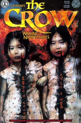 The Crow. Waking Nightmares (Comic Book 32 pp) #3