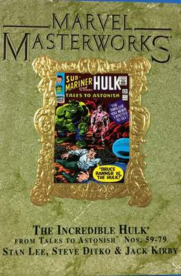 Marvel Masterworks (Hardcover) #39