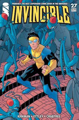 Invincible (Comic-book) #27
