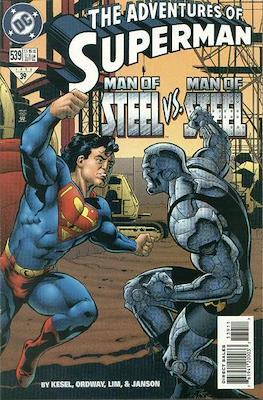 Superman Vol. 1 / Adventures of Superman Vol. 1 (1939-2011) (Comic Book) #539
