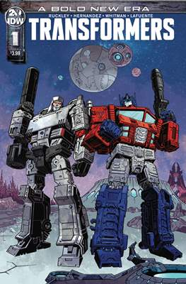 Transformers (2019) (Comic Book) #1