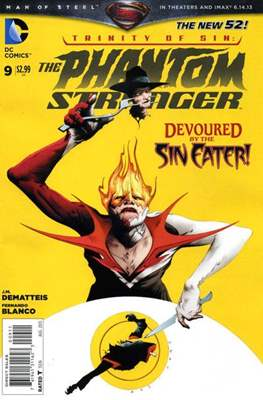 Trinity of Sin: The Phantom Stranger Vol. 4 (2013-2014) #9