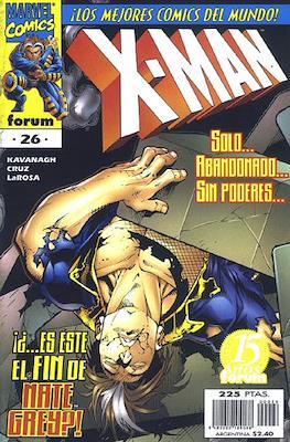 X-Man Vol. 2 (1996-2000) (Grapa 24 pp) #26