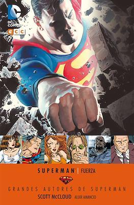 Grandes Autores de Superman: Scott McCloud