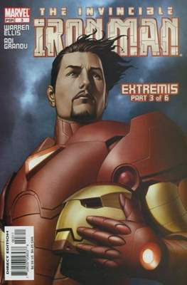 Iron Man Vol. 4 (2005-2009) #3
