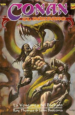 Conan el Bárbaro. Novelas graficas (Rústica 48-64 pp) #8