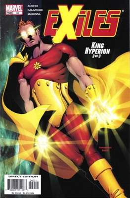 Exiles Vol 1 (Comic book) #40