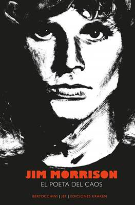 Jim Morrison. El poeta del caos (Cartoné 128 pp) #