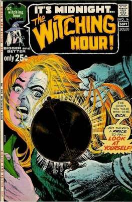 The Witching Hour Vol.1 (Grapa) #16