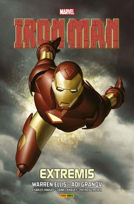 Iron Man: Extremis - Marvel Integral #1