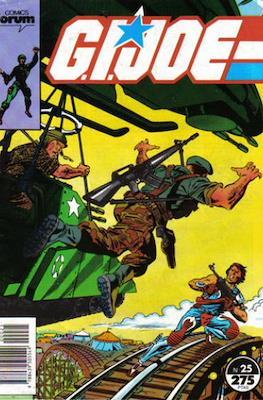 Comando G.I.Joe (Grapa 32 pp) #25