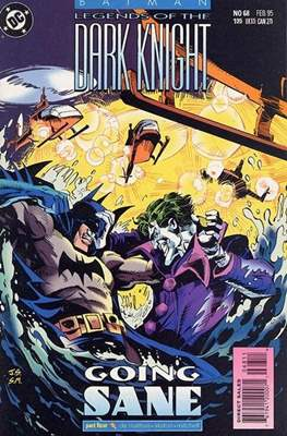 Batman: Legends of the Dark Knight Vol. 1 (1989-2007) #68