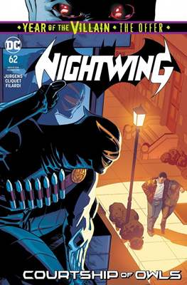 Nightwing Vol. 4 (2016-) (Comic-book) #62