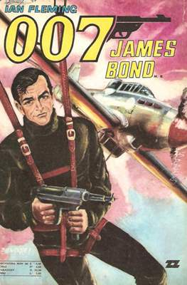007 James Bond (Grapa) #47