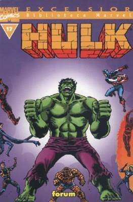 Biblioteca Marvel: Hulk (2004-2006) (Rústica 160 pp) #17