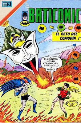Batman - Baticomic (Rústica-grapa) #32