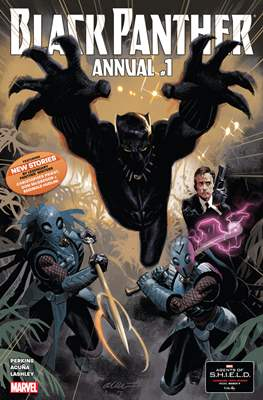 Black Panther Annual (2018)