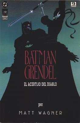 Batman / Grendel. El acertijo del diablo (Rústica 48 pp) #1