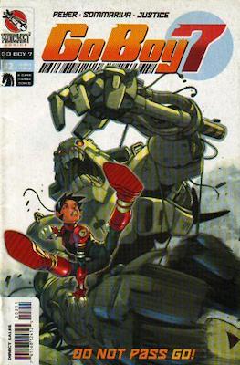 Go Boy 7 (Comic Book) #2