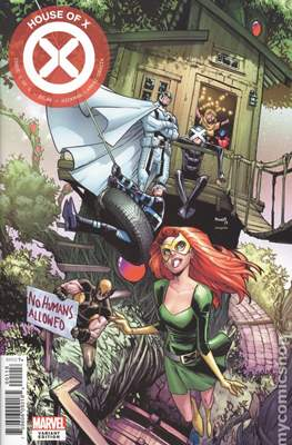 House of X (Variant Covers) #1.15