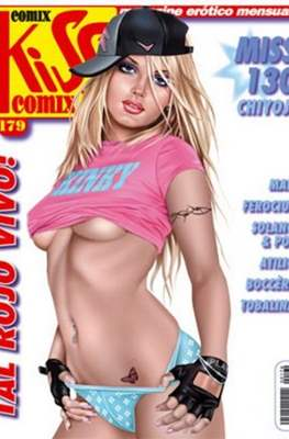 Kiss Comix #179