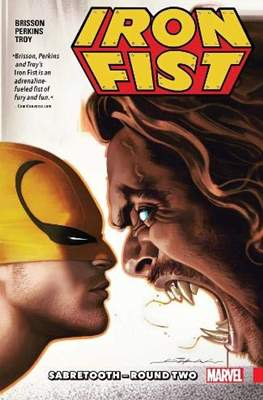 Iron Fist (2017) (Softcover 112-160 pp) #2