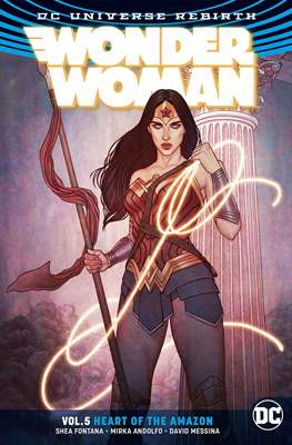 Wonder Woman Vol. 5 (2016-) (Softcover) #5