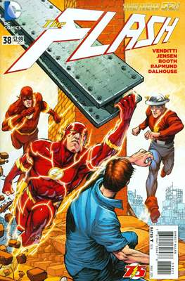 The Flash Vol. 4 (2011-2016 Variant Cover) (Comic Book) #38
