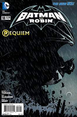 Batman and Robin Vol. 2 (2011-2015) (Comic Book) #18