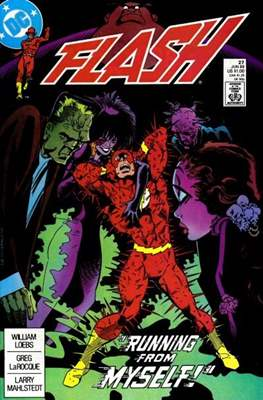The Flash Vol. 2 (1987-2006) (Comic Book) #27