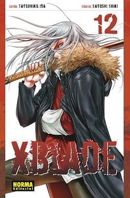 XBlade (Rústica con sobrecubierta) #12