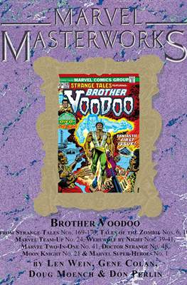 Marvel Masterworks #305