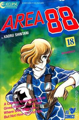 Area 88 (Softcover) #18