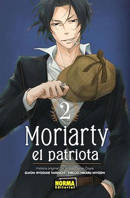 Moriarty el patriota (Rústica con sobrecubierta) #2