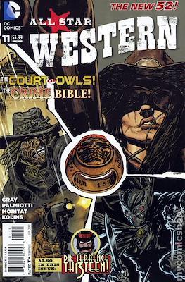 All Star Western vol. 3 (2011-2014) (Comic-book) #11