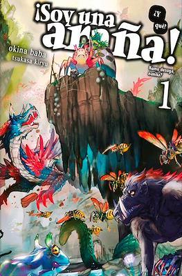 ¡Soy una araña! ¿Y que? Kumo desuga, nanika? (Light Novel) Rústica con sobrecubierta #1