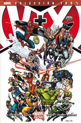 V+X . 100% Marvel (Rústica con solapas) #1