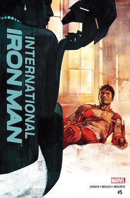 International Iron Man (Comic Book) #5