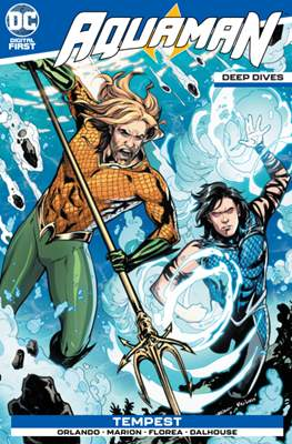 Aquaman - Deep Dives #3